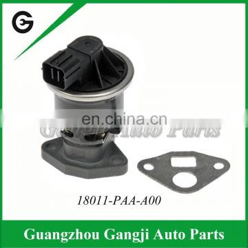 EGR Exhaust Gas Recirculation Valve for Japanese car 18011-PAA-A00