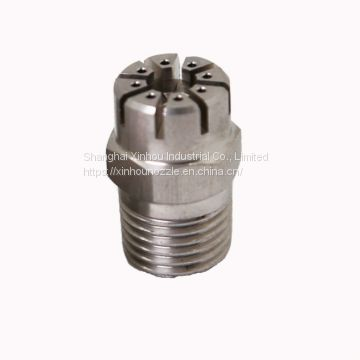 1/4 male 8 holes water spraying air blower nozzle