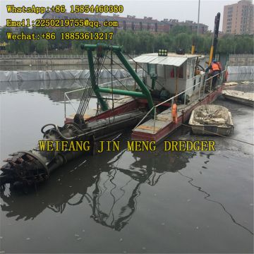 300kw Cutter Power Dredging Systems Portable