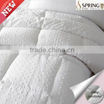 China new products 3d embossed polyester blanket