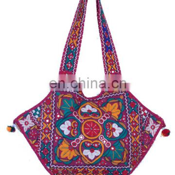 Ladies bag Evening shoulder bag Tradition product cheap range and high quality side bag from india