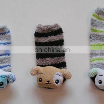 infant toddlers slippery socks