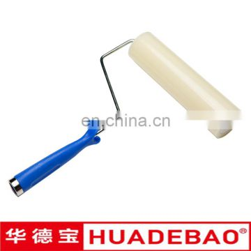 ID 76mm PP sticky roller for cleaning machine