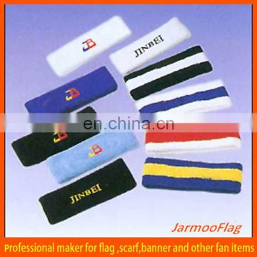stripped cotton colorful headbands wholesale
