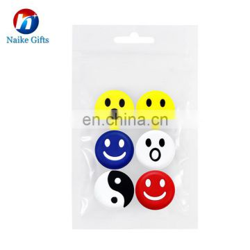 Silicone Tennis Dampener with custom logo - custom tennis vibration dampener