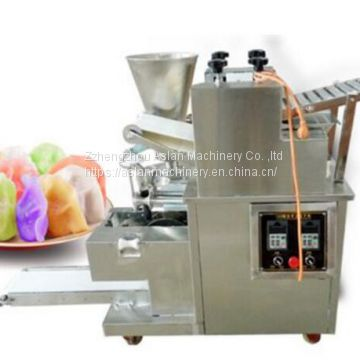 Full automatic dumpling making machine/household samosa maker/steam dumpling making machine/spring roll wrapper machine