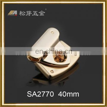 Low price latest nickel free wooden box lock