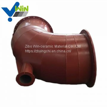 Chinese supplier ceramic lined pipe steel pipe