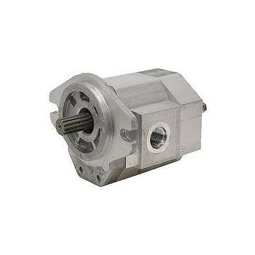 A8vo80sr/60r1-nzg05k28 Splined Shaft Rexroth A8v Hydraulic Piston Pump 107cc