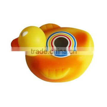 Duck style Backlight LCD Digital baby bath thermometer use for baby with tortoise style                                                                                                         Supplier's Choice