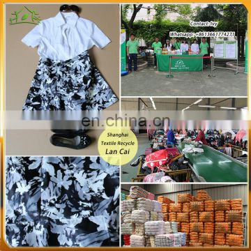 Top Quality Grade good+ Cheap Used clothing official dress