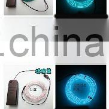electroluminescent el wire roll, el wire neon rope light