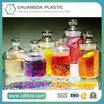 Wholesale Price Plastic Colorful PP Masterbatch for Plastic Tube