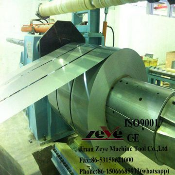 ZEYE ZSL2X1600 cold roll steel slitting line