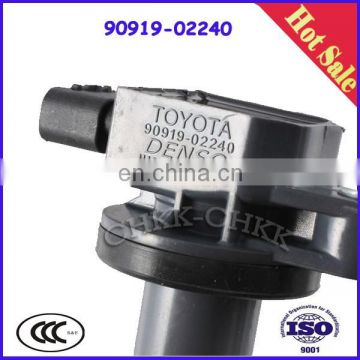 High Quality Ignition Coil Auto parts Spark Plug Ignition Coil/ Ignition Coil for 90919-02240