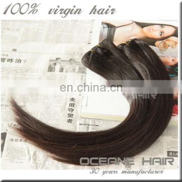 Double drawn hair weft extensions factory direct selling price wholesale cheap brazilian hair weaving