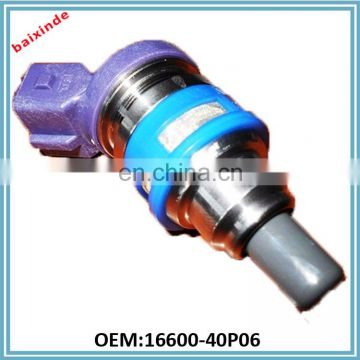 Fuel Injector for NISSANs 300ZX Twin Turbo 90-94 1660040P06 16600-40P06