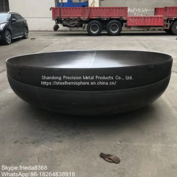 Specializing in Making Carbon Steel Elliptical Head with Large inner Diameter 3800