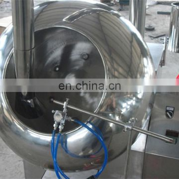 Taizy food equipment chocolate coating pan machine