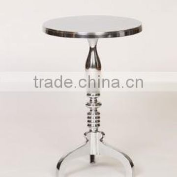 metal table for launch