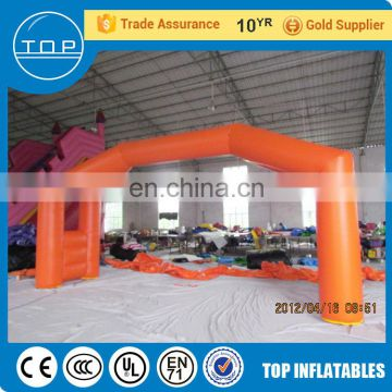 TOP gonfiabile garden arches for sale inflatable archway with high quality