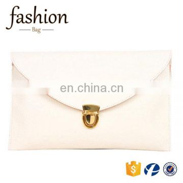 CR USA market expert trendy small summer beige latch envelope bag retro chain single shoulder bag design clutch