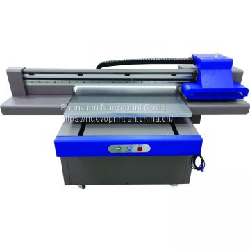 2018 Digital spot UV led flatbed printer printing machine price  for sale NVP6090T