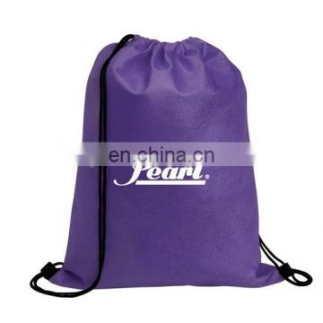 colorful small cloth bags with drawstring