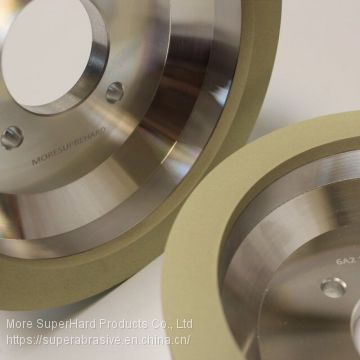 Vitrified diamond grinding wheels for PCD & PCBN tools - zoe@moresuperhard.com