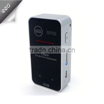 Bulk wholesale CE ROHS approved wireless blutooth laser projector keyboard for iphone ipad smartphone