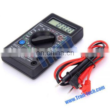Wholesale Pocket Mini Digital Multimeter Tester LCD Ammeter and Voltmeter Ohm DC A C Volt Amps