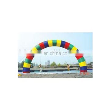 Inflatable arches, road show, grand opening