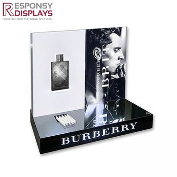 Hot Selling Customized Counter Acrylic Wine Display Stand of