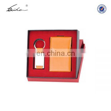 Key chain& Card Holder Business Gift Set