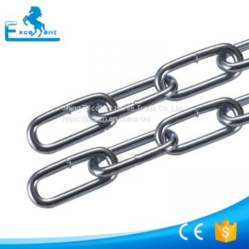 DIN5685C 3mm Welded Long Link Chain