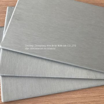 Zinc  Composite Panel Alucoone supplier