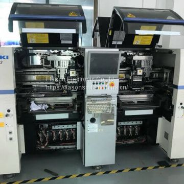 second hand JUKI  high speed chip mounter china supplier www.flason-smt.com
