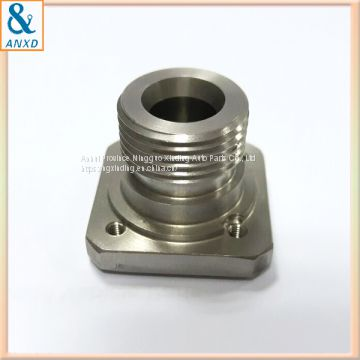 manufacture production stainless steel fastener bolt machining precision parts