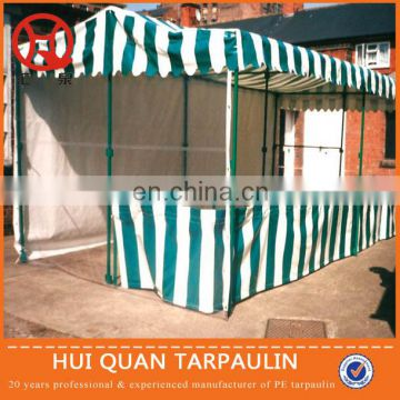 Plain Style and 55-300g/sqm Weight PE Tarpaulin Plastic Cover