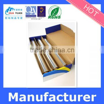 Household aluminum foil with various dimensions                                                                         Quality Choice