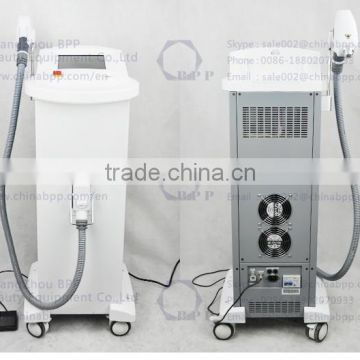 Underarm Sapphire Handlepiece!! 808nm Diode Laser Laser Hair Removal Handy Machine Lip Hair