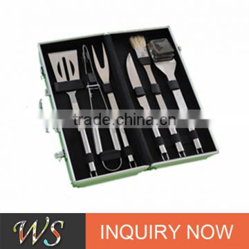 WSSKHL064 high quality 2017 trending products bbq kitchen tool set