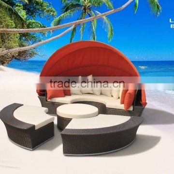 Leisure Rattan Outdoor Lounge