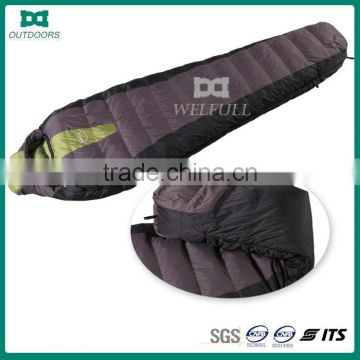 Artic pole cattle sleeping bag for cold weather