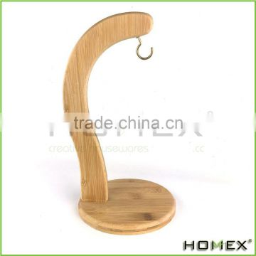 Bamboo Fruit Banana Holder/Homex_BSCI