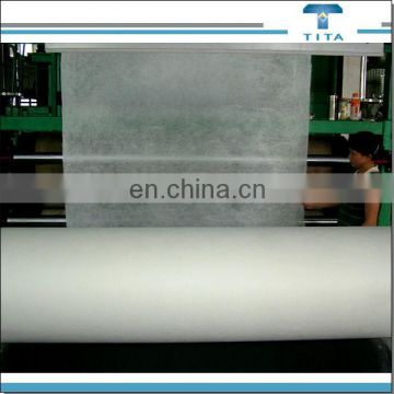90c hot water soluble non woven fabric,polyvinyl alcohol fabric for lace embroidery