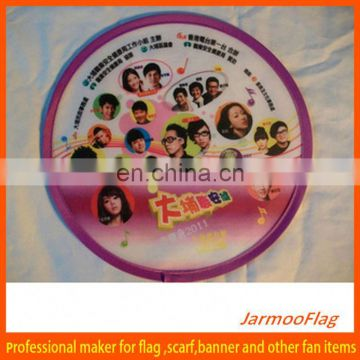 cheap marketing fabric dog frisbee