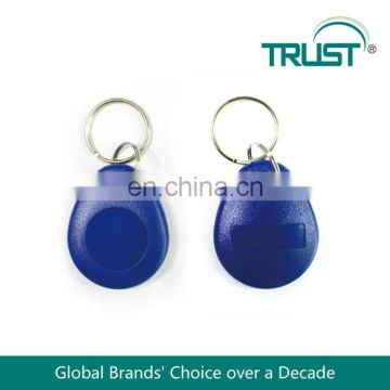 Low Price Waterproof 125 khz RFID Keyfob with Iron Ring