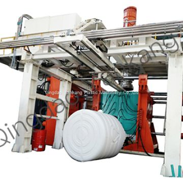 10000 Liter HDPE Plastic Fuel Jerry Can Extrusion Blow Molding Making Machine