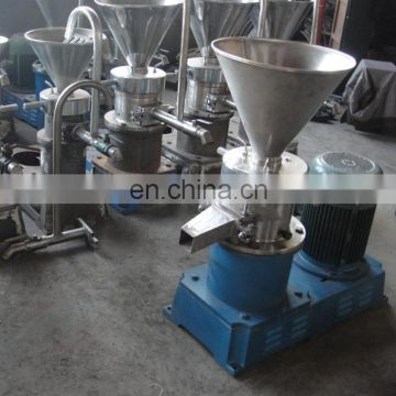 Peanut cocoa butter extracting machine